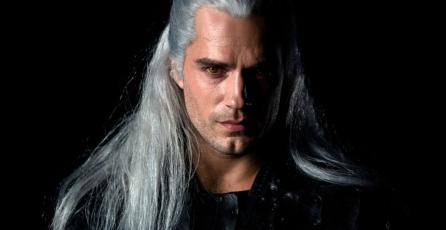 Así se ve Henry Cavill como Geralt en <em>The Witcher</em> de Netflix
