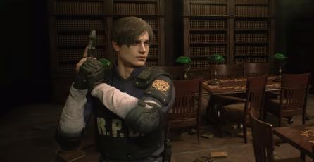 Podrás desbloquear atuendos clásicos para Leon y Claire en <em>Resident Evil 2</em>