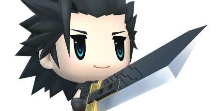Zack, Serah y Cecil serán personajes en <em>World of Final Fantasy Maxima</em>