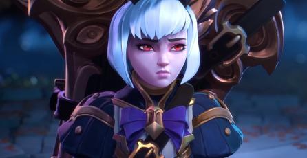 Orphea visitará el Nexo para luchar en <em>Heroes of the Storm</em>