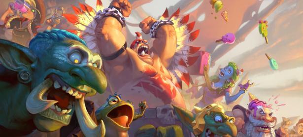 El reto de Rastakhan es la nueva expansión de Hearthstone con trols de todo Azeroth