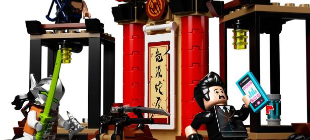 LEGO presenta los sets oficiales inspirados en <em>Overwatch</em>