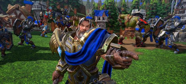 Warcraft III: Reforged se ha anunciado en la BlizzCon 2018