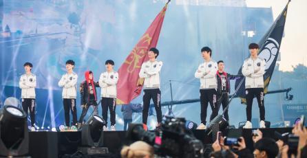 Fnatic cae ante Invictus Gaming y así China se lleva su primer mundial