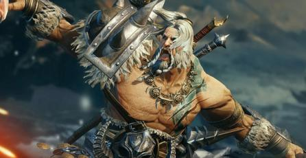Pelearás contra Skarn, el Heraldo del Terror, en <em>Diablo Immortal</em>