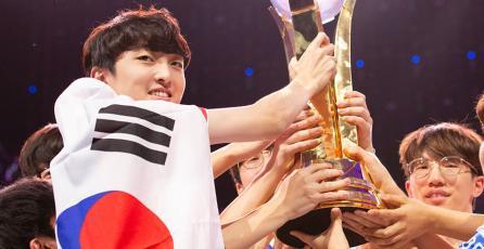 Corea del Sur es el nuevo campeón de la Overwatch World Cup 2018