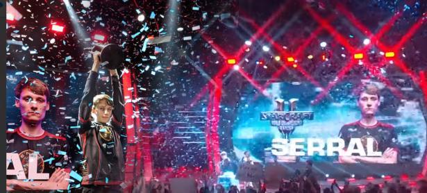 El finladés &quot;Serral&quot; es el primer ganador no-asiático del mundial de <em>Starcraft II</em>
