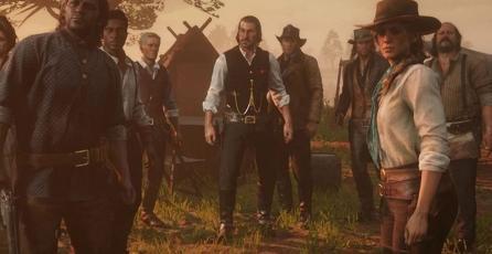 <em>Red Dead Redemption 2</em> se mantiene en la cima de ventas en Reino Unido