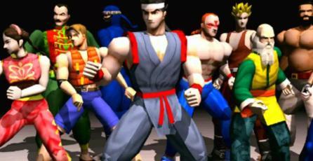 SEGA volvió a renovar la marca <em>Virtua Fighter</em>