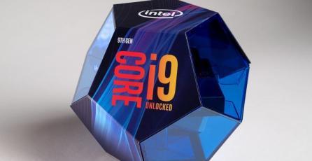 ¡Los procesadores de 9.° generación de Intel ya están a la venta en México!