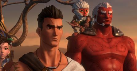 Llega a Chile nueva película de animación oriental que cuenta una leyenda del Muay Thai