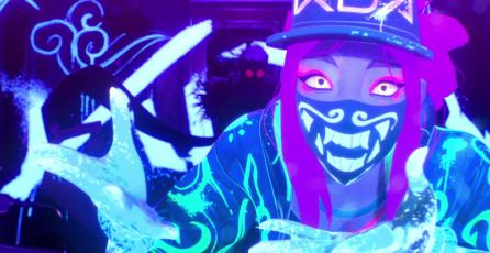 K/DA, la banda de K-Pop de League of Legends está rompiendo Internet