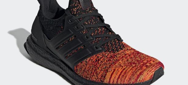Adidas buscará ahora nuevo éxito con zapatillas de <em>Game of Thrones</em>