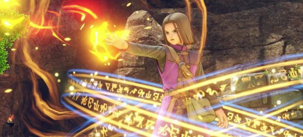 <em>Dragon Quest XI</em> ya vendió más de 4 millones de copias