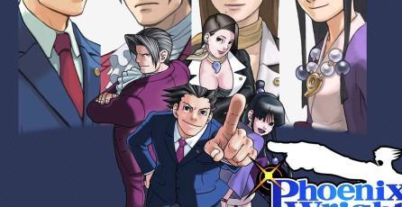 <em>Phoenix Wright: Ace Attorney Trilogy</em> llegará a Japón en febrero