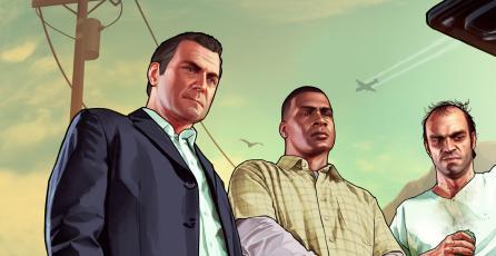 ¡<em>Grand Theft Auto V</em> supera las 100 millones de copias vendidas!