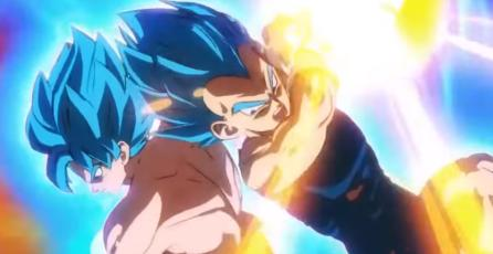 Nuevo trailer de Dragon Ball Super: Broly muestra a Vegeta como Super Saiyayin Dios