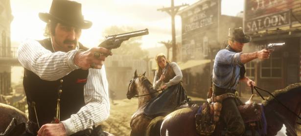 El modo online de <em>Red Dead Redemption 2</em> se estrena a finales de Noviembre