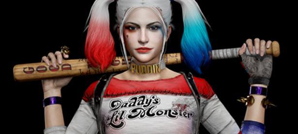 Solo el aspecto de <em>Harley Quinn</em> en PUBG se estrenó a casi 25 dólares