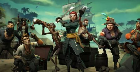 The Arena es la nueva modalidad competitiva de <em>Sea of Thieves</em>