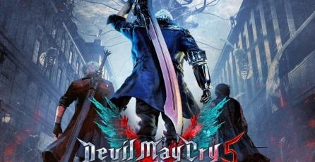 <em>Devil May Cry V</em> tendrá un modo entrenamiento