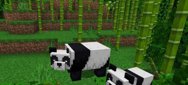 Los pandas y los gatos coexistirán próximamente en <em>Minecraft</em>