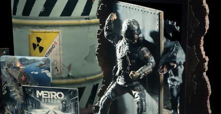 Checa la impresionante edición de colección de <em>Metro: Exodus</em>