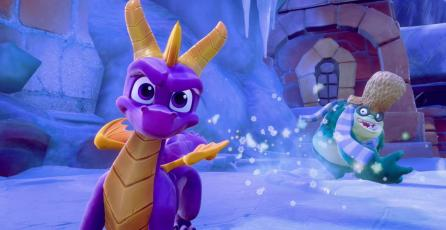 <em>Spyro Reignited Trilogy</em>