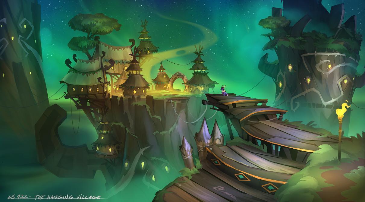 <em>Spyro Reignited Trilogy</em> en imágenes