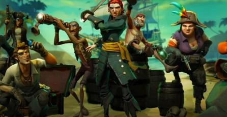 <em>Sea of Thieves</em> buscará revivir con nuevo modo competitivo