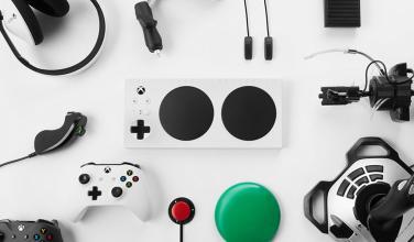 El Xbox Adaptive Controller debutará en Latinoamérica