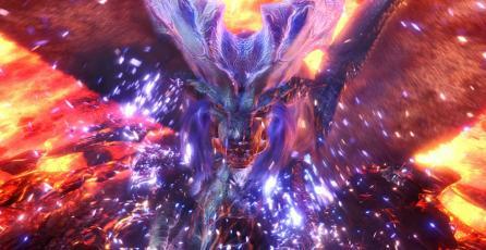 Lunastra llegará pronto a <em>Monster Hunter World</em> para PC