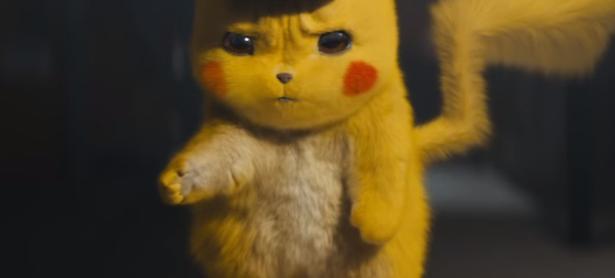 Mira el primer trailer de <em>POKÉMON Detective Pikachu</em>