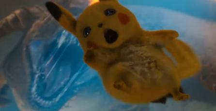 Se ha estrenado el trailer de Detective Pikachu, el live action de Pokémon