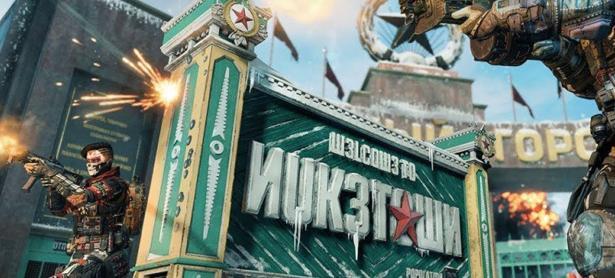 Así se ve Nuketown, uno de los mejores mapas de <em>Call of Duty</em>, en <em>Black Ops 4</em>