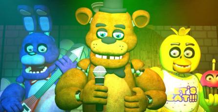 Five Nights at Freddy's se abre camino en consolas