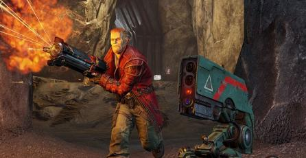 Eisen se unirá a los combates de <em>Quake Champions</em>
