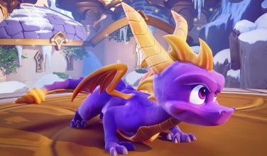 Spyro Reignited Trilogy finalmente disponible en PS4