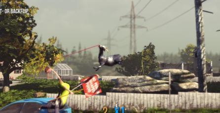 THQ Nordic adquiere a los creadores de <em>Goat Simulator</em>