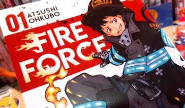 Fire Force, manga del escritor de Soul eater tendrá un anime