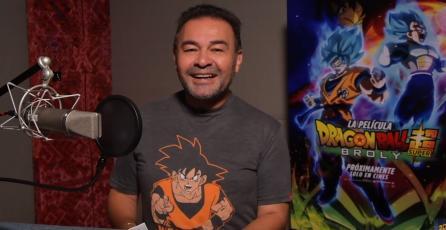 Dragon Ball Super: Broly ya tiene fecha de estreno en Chile y un nuevo trailer con Mario Castañeda