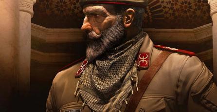 Kaid es el nuevo defensor de <em>Rainbow Six Siege</em>