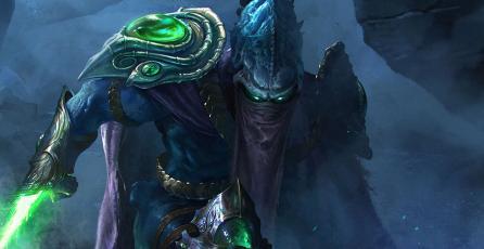 Ya puedes usar al poderoso Zeratul en <em>StarCraft II</em>