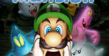 <em>Luigi's Mansion</em> para 3DS fue un éxito en su estreno en Japón
