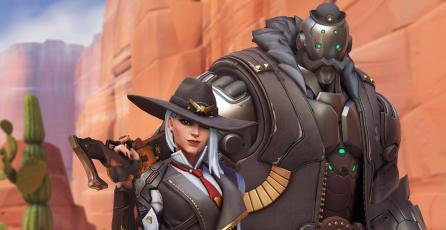 Ashe ya está disponible en Overwatch