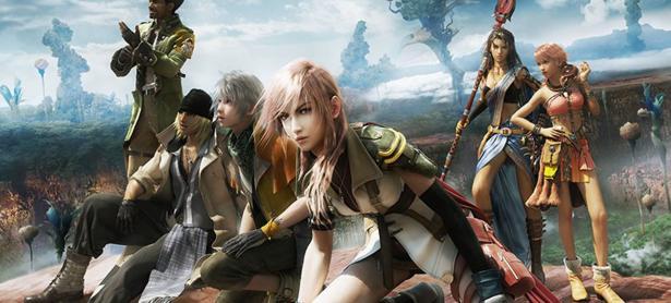 La saga <em>Final Fantasy XIII</em> se puede jugar a 4K en Xbox One X
