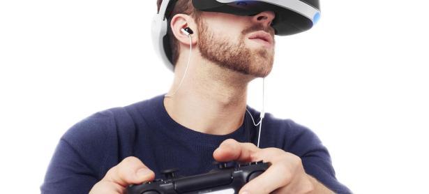Sony registra patente relacionada con entorno de realidad virtual