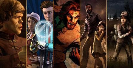 Telltale Games comienza a eliminar sus juegos de Steam