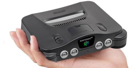 Nintendo no está trabajando en un N64 Classic Edition