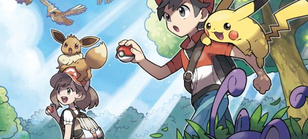 A partir de hoy ya puedes jugar Let´s Go Pikachu y Let´s Go Eevee
